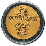 Eulenspiegel Gesichtsschminke, Perlglanz-Gold, 20 ml/ 1 Pck.