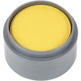 Grimas Gesichtsschminke, Gelb, 15 ml/ 1 Dose