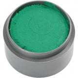 Grimas Gesichtsschminke, Grün, 15 ml/ 1 Dose