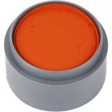 Grimas Gesichtsschminke, Orange, 15 ml/ 1 Dose