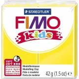 FIMO® Kids Clay, Gelb, 42 g/ 1 Pck