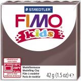 FIMO® Kids Clay, Braun, 42 g/ 1 Pck