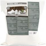 Cera-Mix Gießmasse Exclusiv, Weiß, 5 kg/ 1 Pck.