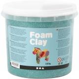 Foam Clay® , Dunkelgrün, 560 g/ 1 Eimer