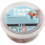 Foam Clay® , Braun, 35 g/ 1 Dose