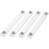 Bausatz für Papierhalter, L: 100 mm, B: 30 mm, 1 Set