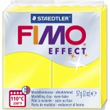 FIMO® Effect , Neongelb, 57 g/ 1 Pck