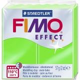FIMO® Effect , Neongrün, 57 g/ 1 Pck