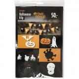 Halloween Deko-Set, 1Set