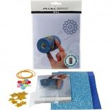Mini-Kreativ-Set, Kaleidoskop aus einer Papprolle, 1 Set
