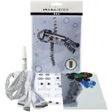 Mini-Kreativ-Set, Roboter aus einer Papprolle, 1 Set