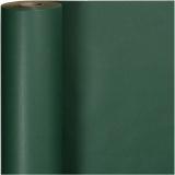 Geschenkpapier , Grün, B: 50 cm, 60 g, 100 m/ 1 Rolle