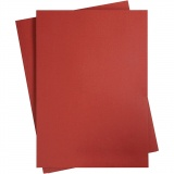 Karton, farbig, Bordeaux, A2, 420x600 mm, 180 g, 10 Bl./ 1 Pck.