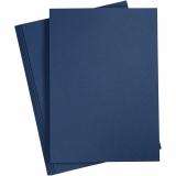 Papier, Blau, A4, 210x297 mm, 110 g, 20 Stck./ 1 Pck.