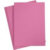Papier, Pink, A4, 210x297 mm, 80 g, 20 Stck./ 1 Pck.