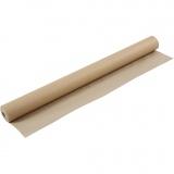 Kraftpapier-Rolle, Braun, B: 96 cm, 130 g, 30 m/ 1 Rolle