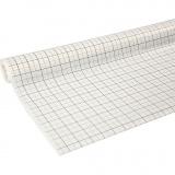 Schnittmusterpapier, B: 80 cm, 15 m/ 1 Rolle