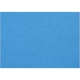 Farbiges Papier, Blau, A4, 210x297 mm, 80 g, 20 Bl./ 1 Pck.