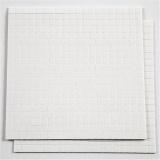 3D-Klebepads, Weiß, Größe 5x5 mm, dicke 1 mm, 2 Bl./ 1 Pck., 2x400 Stck.