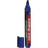 edding 330 Marker, Blau, Strichstärke 1-5 mm, 1 Stck.