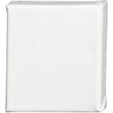 ArtistLine Leinwand, Weiß, Größe 10x10 cm, 360 g, 10 Stck./ 1 Pck.