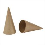 Kegel, H: 10 cm, D: 5 cm, 10 Stck./ 1 Pck.