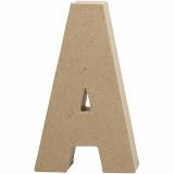 Buchstabe, A, H: 20,5 cm, B: 11,8 cm, dicke 2,5 cm, 1 Stck.
