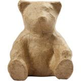 Bär, H: 8 cm, 1 Stck.