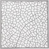 Schablone, Blattadern, Größe 30,5x30,5 cm, dicke 0,31 mm, 1 Bl.