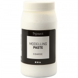 Pigment-Modellierpaste, Grob, 500 ml/ 1 Dose