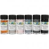 Marmorierungsfarbe Magic Marble, Pastellfarben, 6x20 ml/ 1 Pck