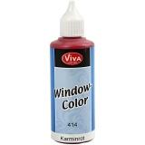 Window-Color, Karminrot, 80 ml/ 1 Fl.