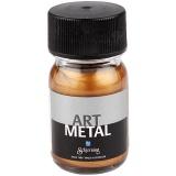 Art Metal Farbe, Antikgold, 30 ml/ 1 Fl.