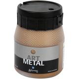 Art Metal Farbe, Antikgold, 250 ml/ 1 Fl.