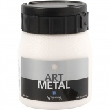 Art Metal Farbe, Perlmutt, 250 ml/ 1 Fl.