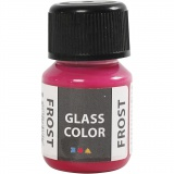 Glass Color Frost, Rot, 30 ml/ 1 Fl.