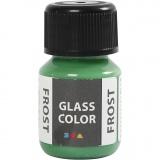 Glass Color Frost, Grün, 30 ml/ 1 Fl.