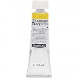 Schmincke AKADEMIE® Acrylfarbe, Kadmiumgelbton (223), Halbtransparent, 60 ml/ 1 Fl.