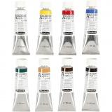 Schmincke AKADEMIE® Acrylfarbe, 8x60 ml/ 1 Pck.
