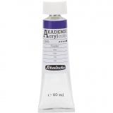 Schmincke AKADEMIE® Acrylfarbe, Flieder (348), Deckend, 60 ml/ 1 Fl.