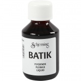 Batikfarbe, Braun, 100 ml/ 1 Fl.