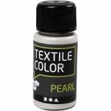 Textilfarbe, Basis, Perlmutt, 50 ml/ 1 Fl.