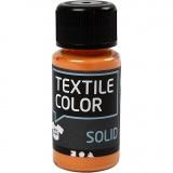 Textile Solid, Orange, Deckend, 50 ml/ 1 Fl.