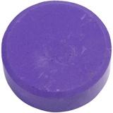 Wasserfarben im Set, Flieder, H: 16 mm, D: 44 mm, 6 Stck./ 1 Pck.