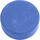 Wasserfarben im Set, Blau, H: 19 mm, D: 57 mm, 6 Stck./ 1 Pck.