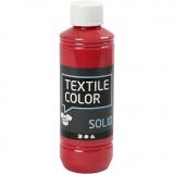 Textile Solid, Rot, Deckend, 250 ml/ 1 Fl.