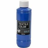 Textile Solid, Brillantblau, Deckend, 250 ml/ 1 Fl.