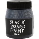 Tafelfarbe, Schwarz, 250 ml/ 1 Pck.