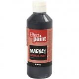 Magnetfarbe, Schwarz, 250 ml/ 1 Fl.