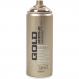 Sprühfarbe, Kupfer, 400 ml/ 1 Dose